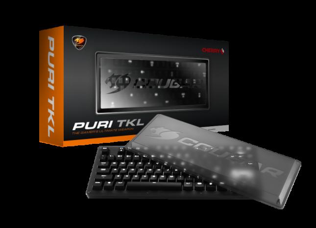 Cougar Puri TKL - Retail Box