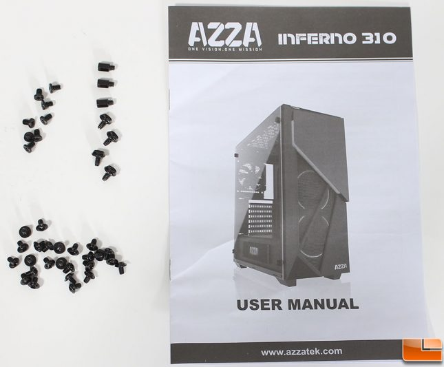 Azza Inferno 310 Mid-Tower Case