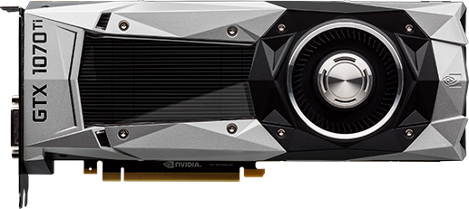 GeForce GTX 1070Ti