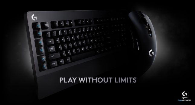 Logitech G - Play Without Limits