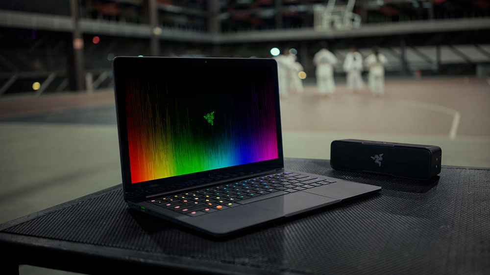 Razer Launches Blade Stealth Laptop And Core V2 External