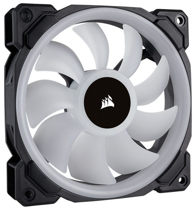 Corsair LL120 - Frosted Fan Blades