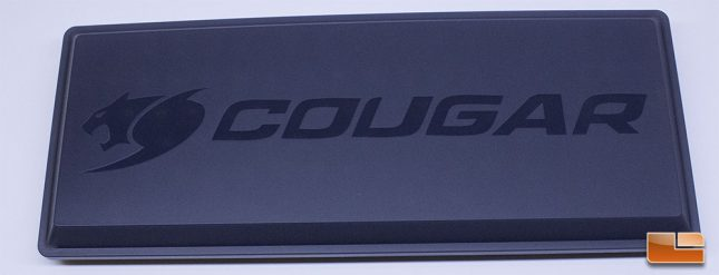 Cougar Puri TKL - Plastic Magnetized Cover