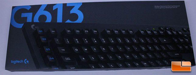 Logitech G613 Retail Box