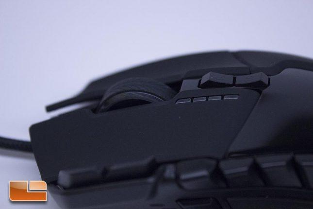 Viper V570 RGB Blackout - Scroll Wheel