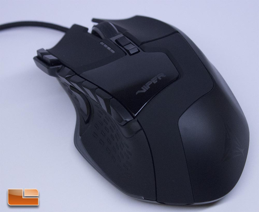 Patriot Viper V570 RGB Blackout Gaming Mouse Review - Page 2