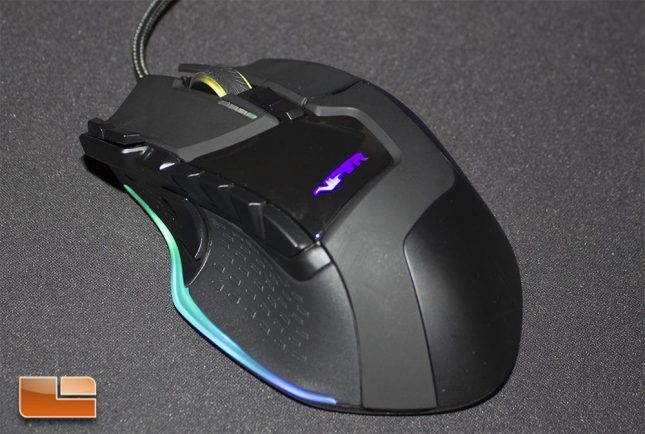 V570 RGB Blackout - Green and Teal