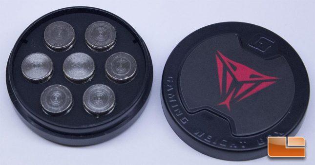 Viper V570 RGB Blackout - Weights