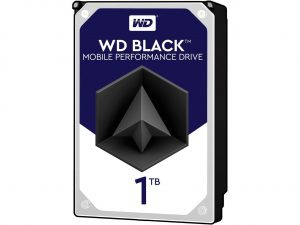 1TB WD Black Notebook HDD