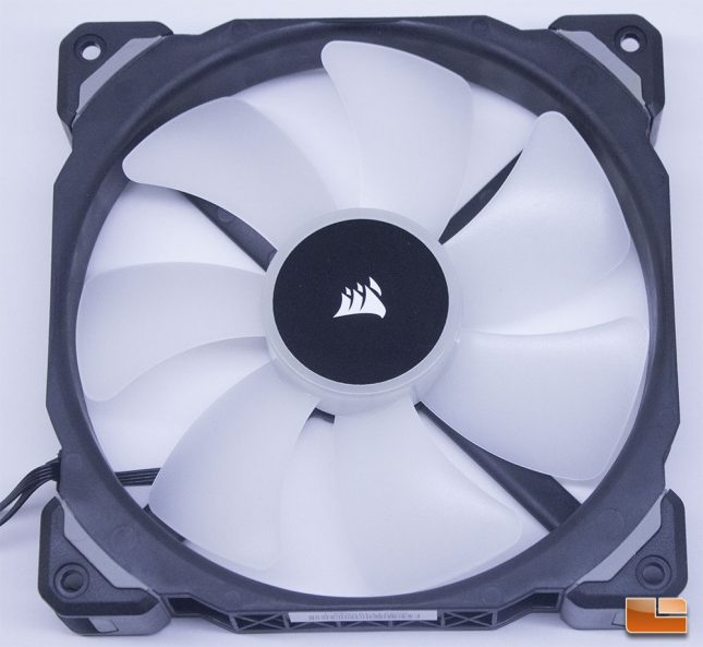 Corsair ML140 Pro RGB - Beasty RGB Fans