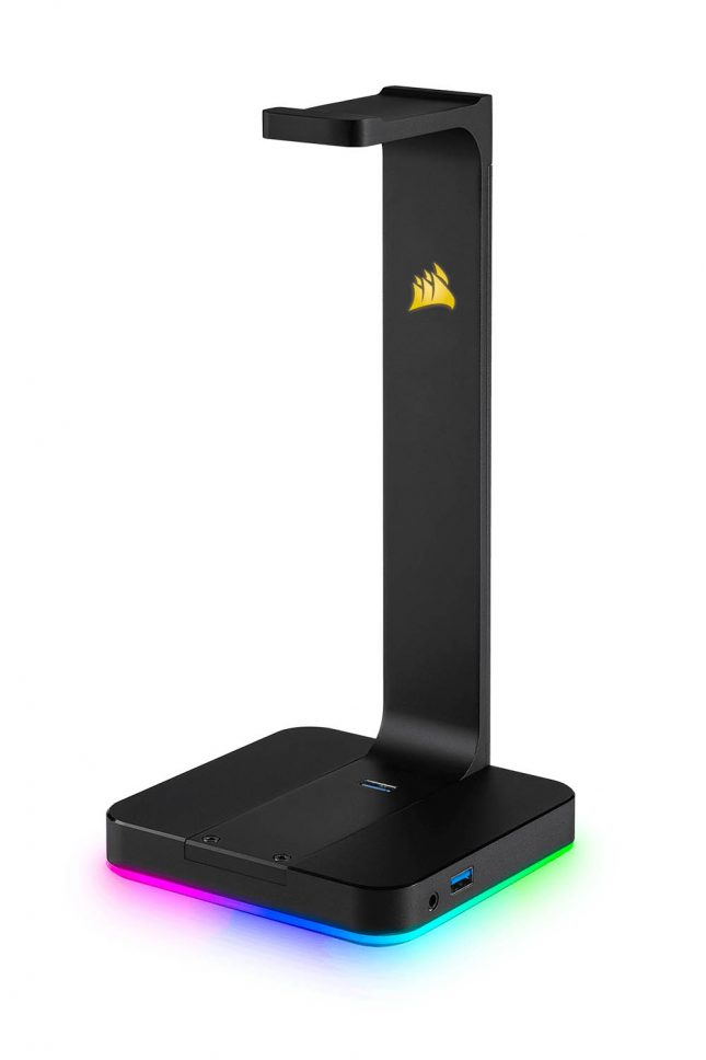 Corsair ST100 RGB - The Best Headset Stand?
