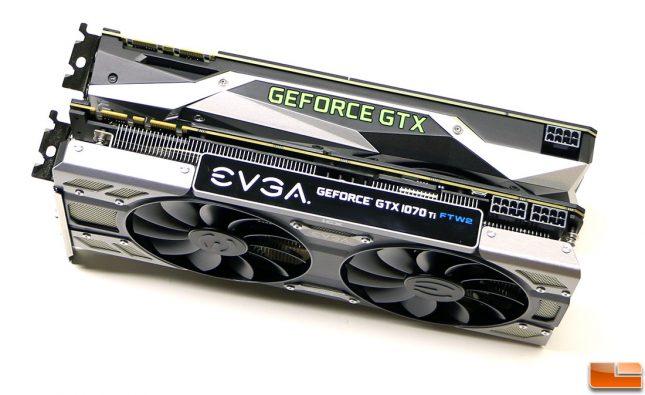 GeForce GTX 1070 Ti Video Card Power Connectors