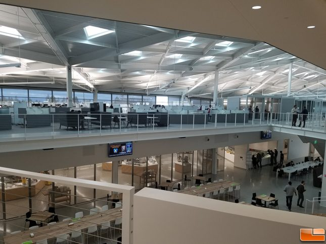 NVIDIA's New Polygon Headquarters in San Jose