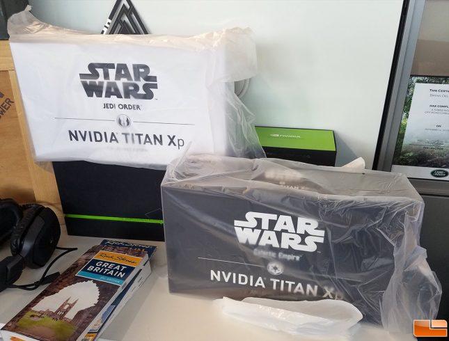 Star Wars Titan Xp Graphics Cards