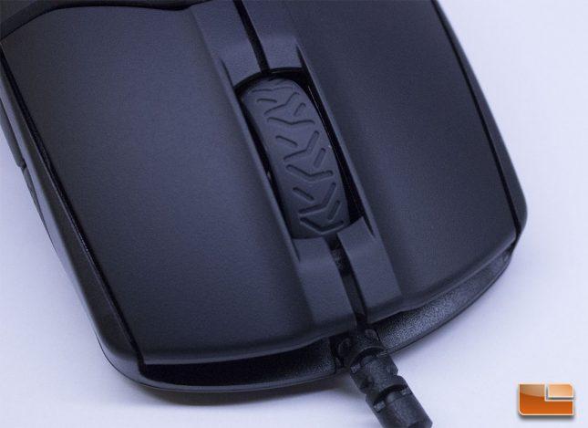 SteelSeries Sensei 310 - Split Buttons