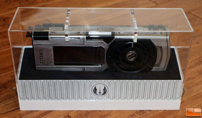 NVIDIA Titan Xp Star Wars Jedi Order Graphics Card