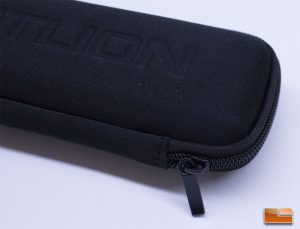 Antlion ModMic 5 carrying case w/zipper