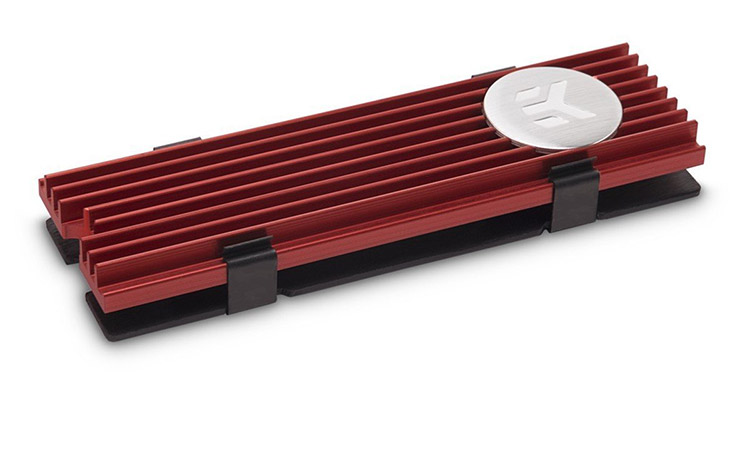 EKWB EK-M 2 NVMe Heatsink Review - Legit ReviewsEK-M 2 NVMe