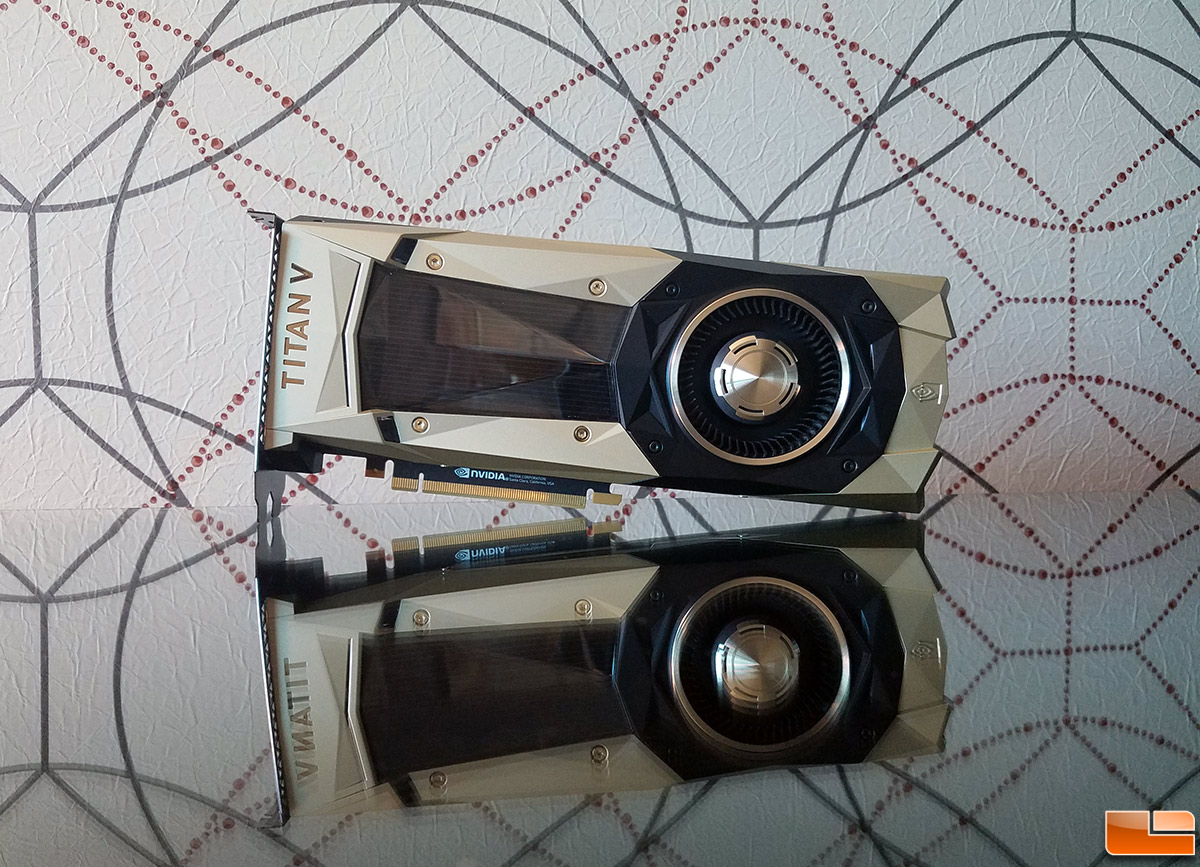 is the nvidia titan v good for mining cryptocurrency