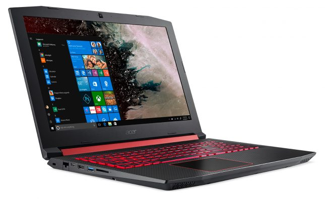 Acer Nitro 5 - Ryzen Based Laptop