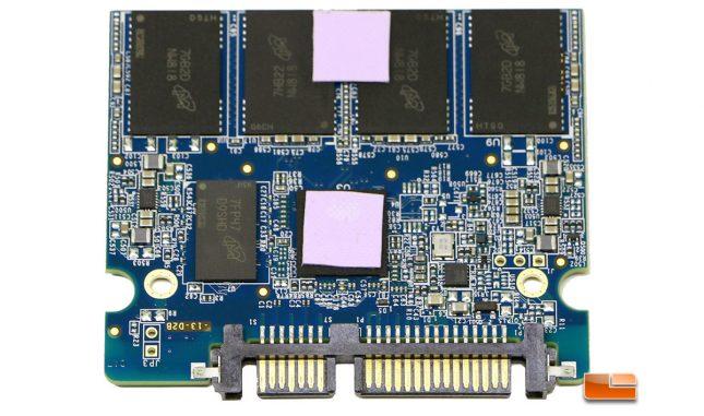 Crucial BX300 480GB SSD Inside PCB