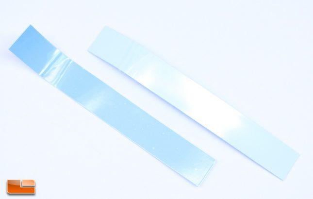 EK-M.2 NVMe Heatsink, Thermal Tape