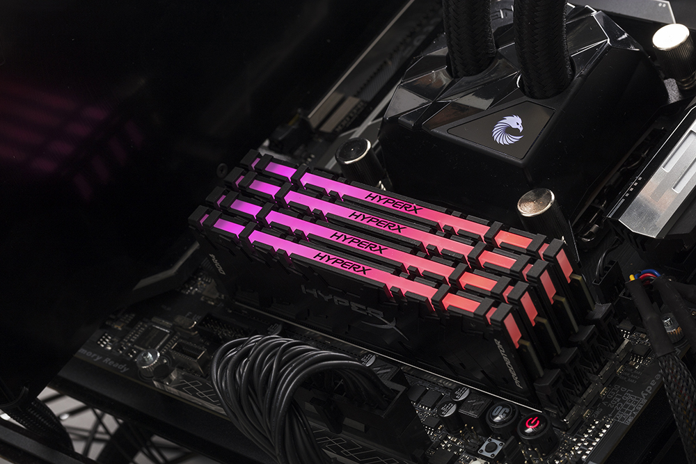 Hyperx Announces Predator Ddr4 Rgb With Ir Technology