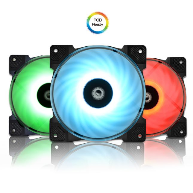 ID-Cooling RGB Trio - Budget RGB Fan Kit
