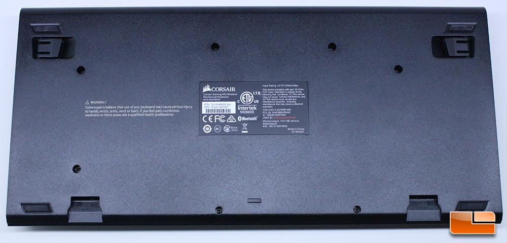 Corsair K63 Wireless Mechanical Gaming Keyboard Review
