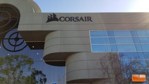 Corsair Office - Building Front