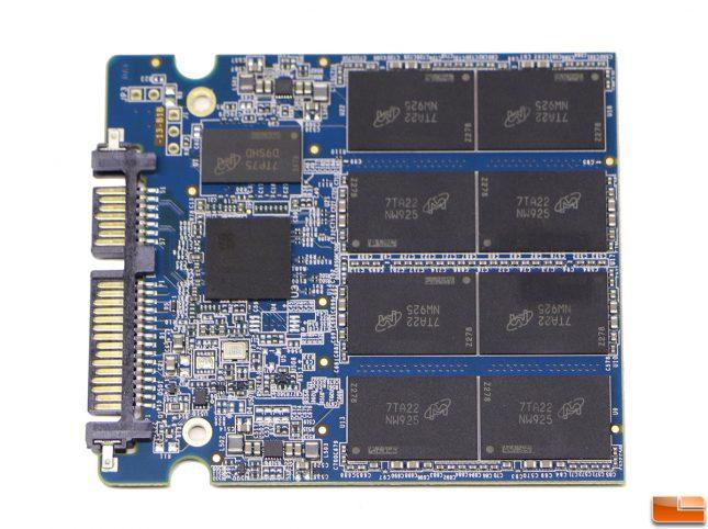 Crucial MX500 1TB SSD Inside