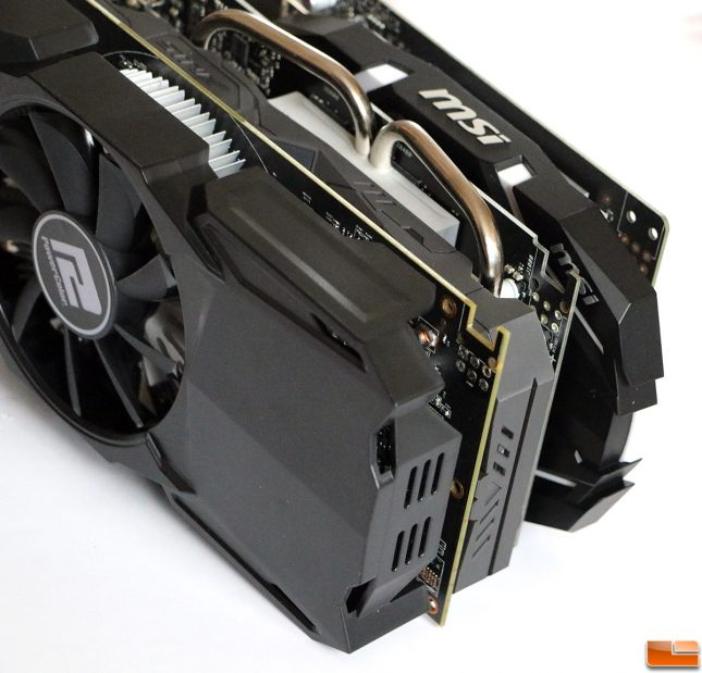 No PCIe Power Connector