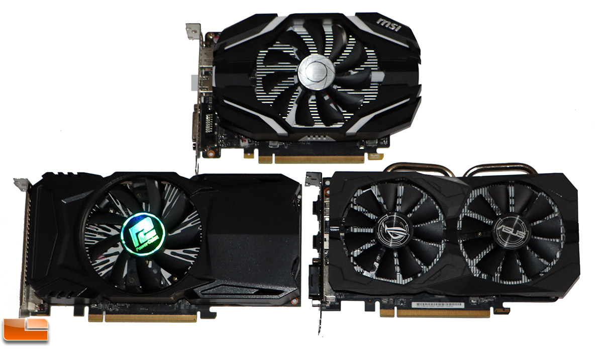 Budget Mining On The Radeon RX 560, Radeon RX 550 and