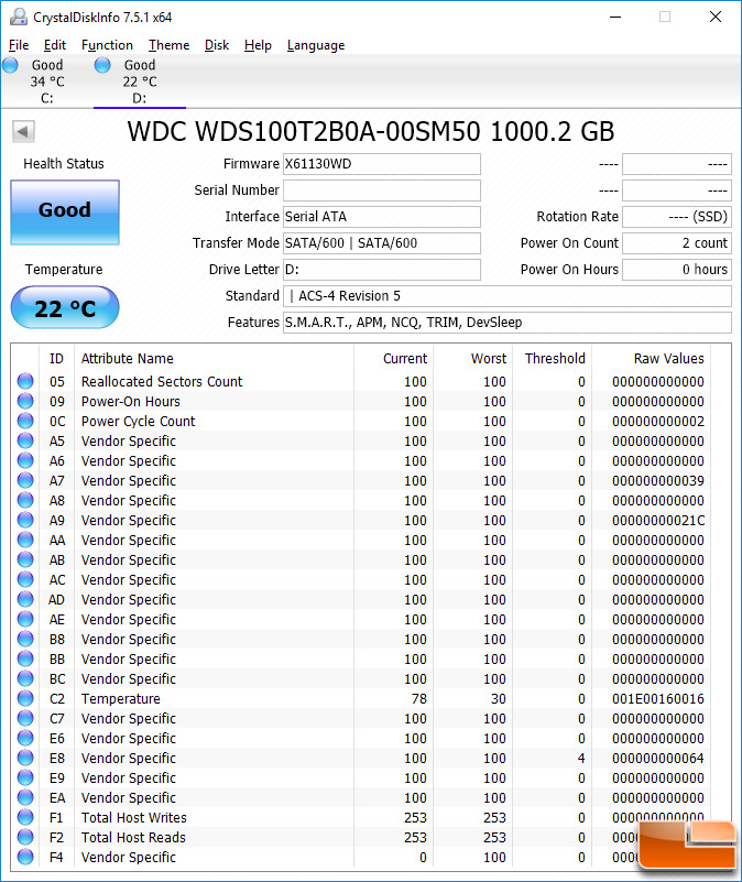 WD Blue 3D NAND and SanDisk Ultra 3D 1TB SSD Reviews - Page