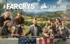 Corsair and Far Cry 5