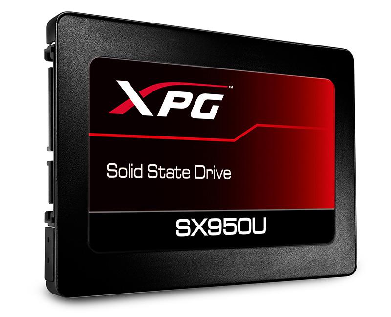 ADATA XPG Launching Gaming SX950U 3D NAND SSD - Legit Reviews
