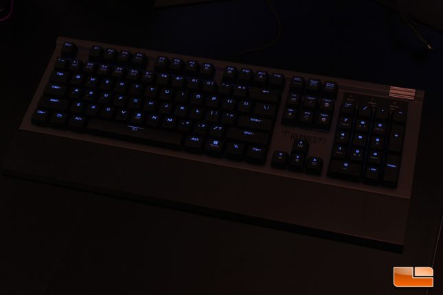 Gamdias Hermes P2 RGB - On Desk