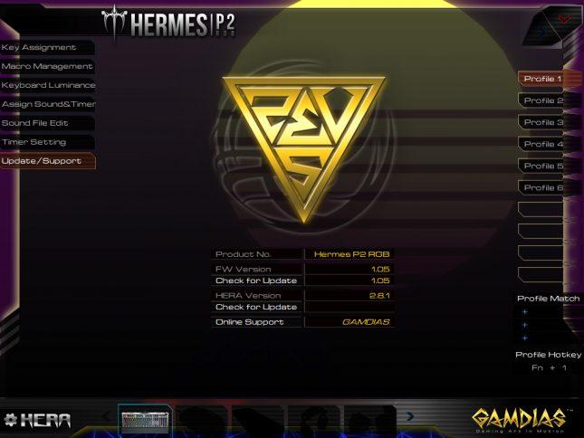 Hermes P2 RGB FW