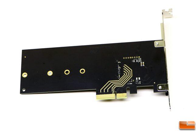 Kingston Digital KC1000 NVMe PCIe 960GB SSD HHHL Adapter