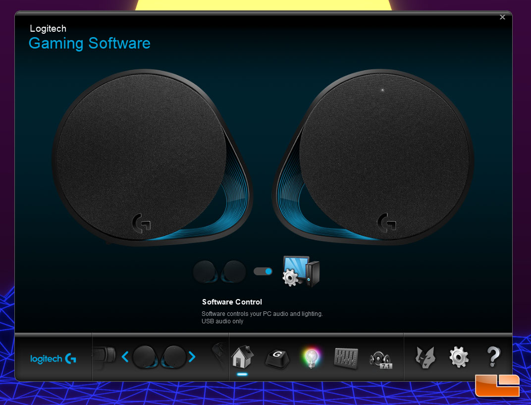 Logitech G560 RGB PC Gaming Speakers Review - Page 3 of 5