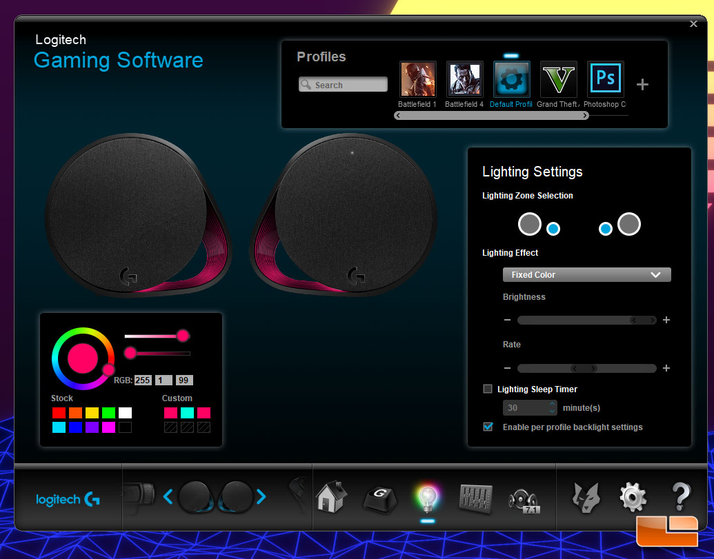 Logitech G560 RGB PC Gaming Speakers Review - Page 3 of 5 - Legit