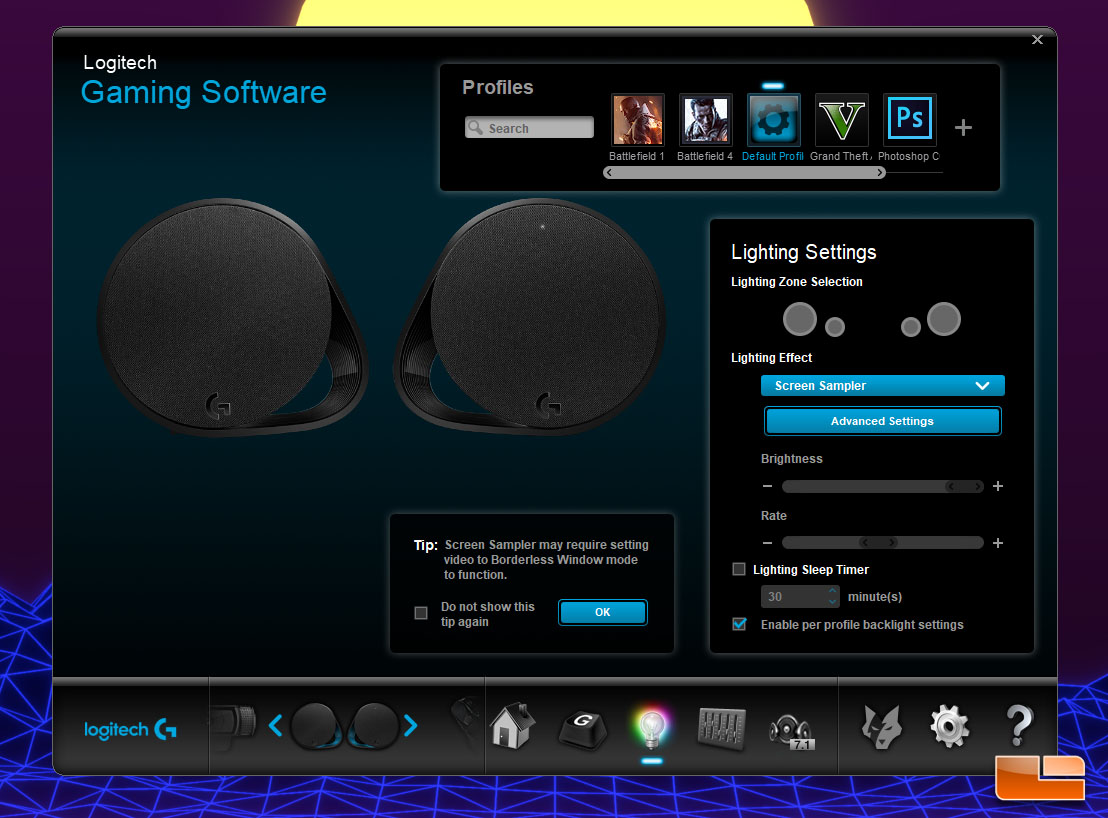 Logitech G560 RGB PC Gaming Speakers Review - Page 4 of 5