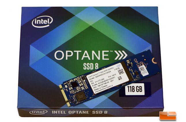 Intel Optane SSD 800P 118GB