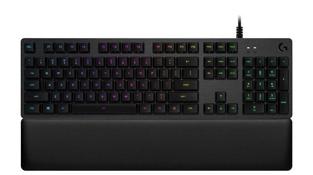 Logitech G513 RGB Backlit Mechanical Gaming Keyboard
