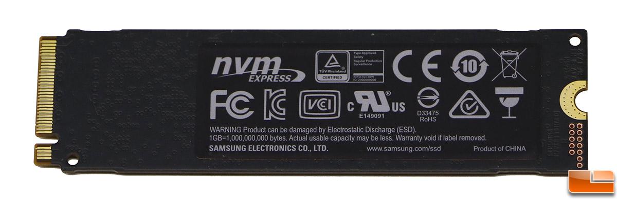 Samsung SSD 970 PRO NVMe 512GB SSD Review - Legit