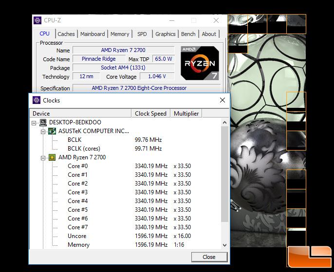 AMD Ryzen 7 2700 8-Core 65W Processor Review - Page 9 of 10