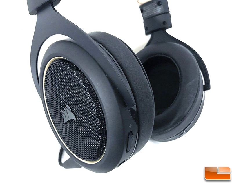 Corsair HS70 Wireless Headset Review - Legit Reviews