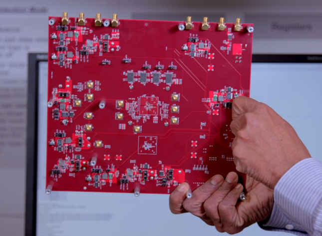 Micron DDR5 Prototype DRAM