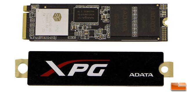 ADATA XPG SX8200 480GB SSD