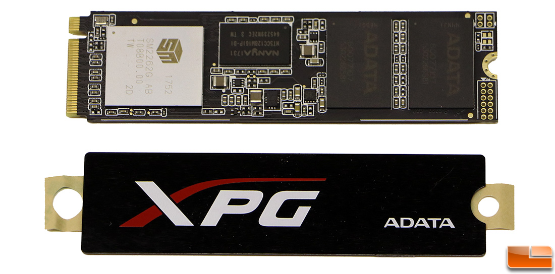 ADATA XPG SX8200 M 2 SSD Review - 480GB Model Tested - Legit